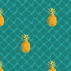 Pineapple Pizazz