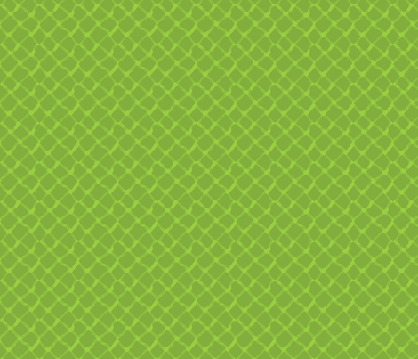 Green Diamond Allover fabric by rick_rack_scissors_studio on Spoonflower - custom fabric