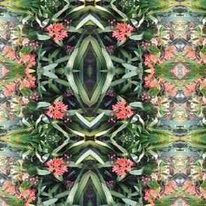 Woven Bands of Garden Beauty (Ref. 0828)