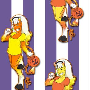 Candy Corn Demon