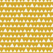 Wolf/Llama triangles on ocre