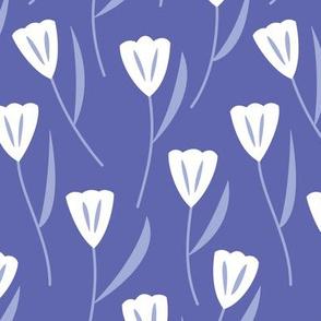 Tulips Blue (Sweet)