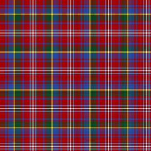 Fitzgerald dress tartan