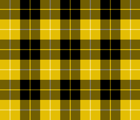 Barclay dress tartan fabric by weavingmajor on Spoonflower - custom fabric