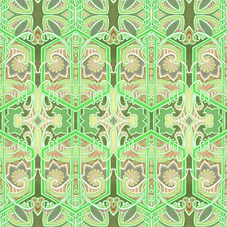 Marching Orders fabric by edsel2084 on Spoonflower - custom fabric