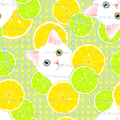 Lemonade Kitties