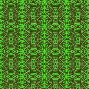 Sweet Pickles Green Black