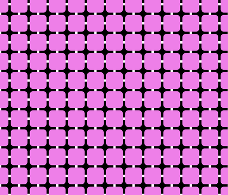 Trippy Pink fabric by xoxolauren on Spoonflower - custom fabric