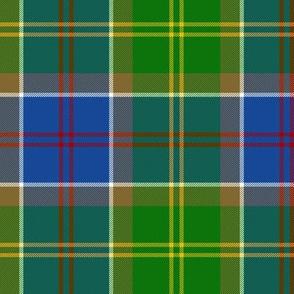 Ayrshire tartan
