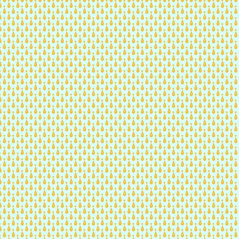 Peoria La - Pendants (Seaside) fabric by siya on Spoonflower - custom fabric