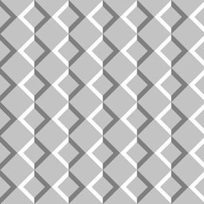 Diamond - grey