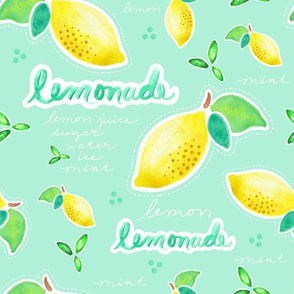 Lemonade Refresher