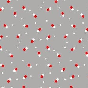 Pills - Gray