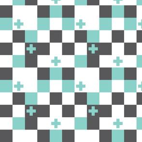 SquareCross Aqua3