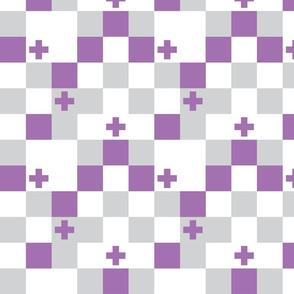 SquareCross Lilac1