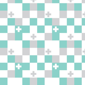 SquareCross Aqua1 Reversed