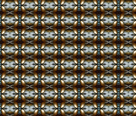 Nature's Patterned Rock Screen (Ref. 1416) fabric by rhondadesigns on Spoonflower - custom fabric