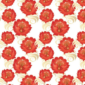 Red-Orange-flowers-BKGRD-Tile