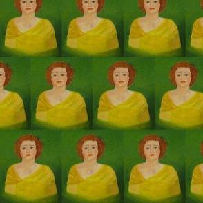 Irish Lass Redhead Woman