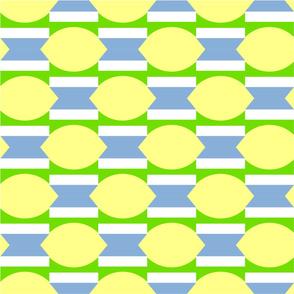 Lemonade, Green Grass & Blue Skies