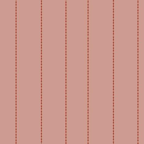 Rose Stripes fabric by abbie0akley on Spoonflower - custom fabric