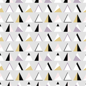 Angular Triangles