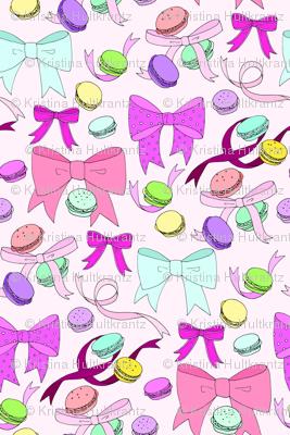 Macarons & Bows