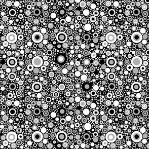 Spotty Dotty Black and White