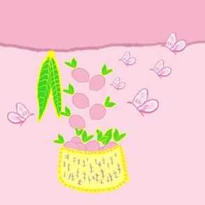 Raining Pink Lemons