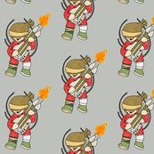 Doof Warrior in Slate