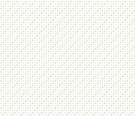 Beachy Dot fabric by charlottemahy on Spoonflower - custom fabric