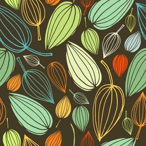 Botanical Beauties - autumn/large