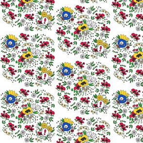 Animal Crossing Floral
