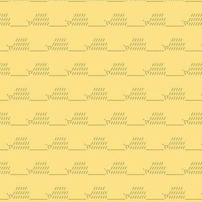 Ascii Hedgehog