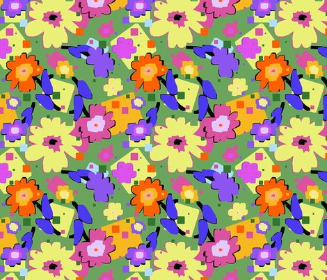 Rchunky_flowers___squares_orangeyellow_shop_preview