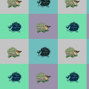 Mr Warhol's Hedgehogs