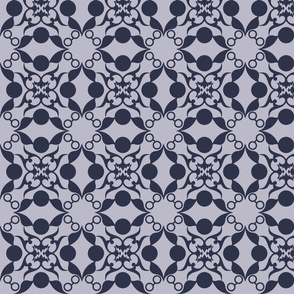 Magical House Damask One