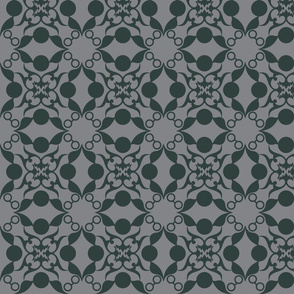 Magical House Damask Two