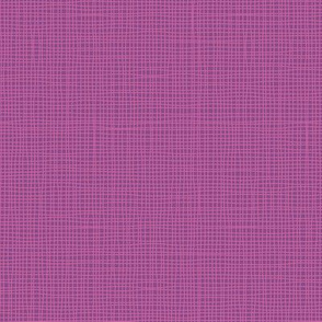 China Girl Purple Linen