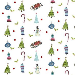 Mod Christmas LG10 -mistletoe