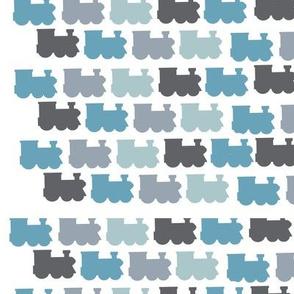 Small Train Pattern