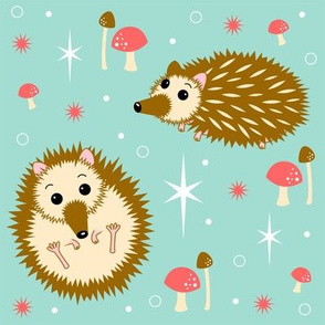 Prickles_and_Mushrooms