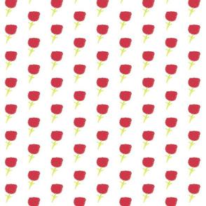 poppy  MINI - strawberry