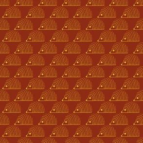 The Golden Hedgehog