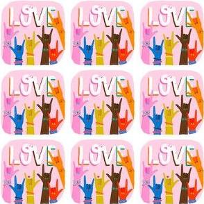 """Love hands 2"""""""