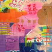 Handprinted Abstract #1