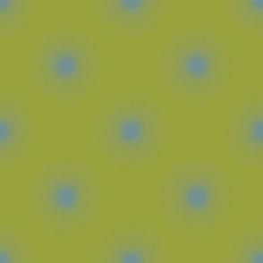 Novaline (Blue on Lime)