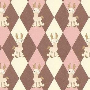 Neopolitan Llamas