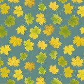 Rrrmaple_leaves_yellowgreen5_on_618a84_shop_thumb