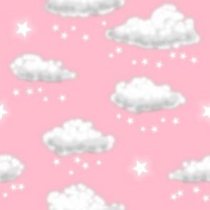 Star Rain (pink)